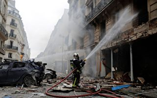 【快讯】巴黎中心发生大爆炸 2死数十人伤