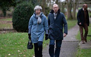 国会脱欧表决前 英首相警告否决将有大灾难