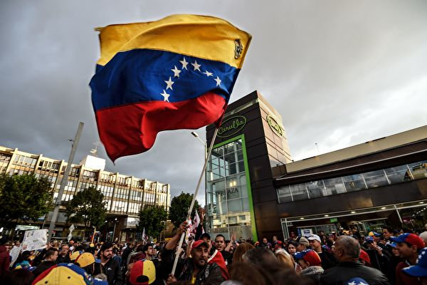 美直接和委内瑞拉军方沟通 促抛弃马杜罗