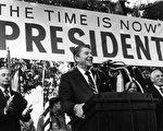 传奇总统里根(5):竞选总统 众望所归
