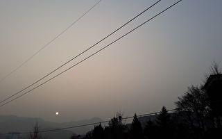 受中国影响 韩国遭遇史上最严重阴霾天气