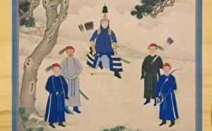 记得前世的康熙老师 台湾入清版图与他有关