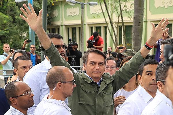 幸运飞艇:巴西换新总统 华为卷入前总统丑闻