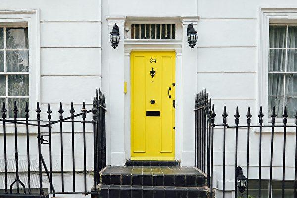 油漆前門的重要提示