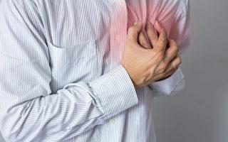 心肌梗塞咳嗽能自救嗎?正確的自救法是什麼?(Shutterstock)