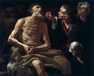 最後 他親眼見到了神