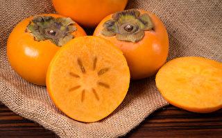 柿子营养价值高,有降胆固醇、降血压、抗发炎等功效。
