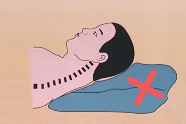 睡觉时,枕头高度应该是多高,睡眠质量最好?