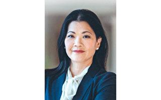 华裔女性汤晓慧  竞选旧金山地检长