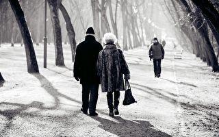 生命轨迹 老夫妇 夫妻