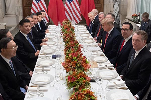 将达协议?川普:很快会在白宫接待习近平