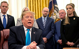 川普美中貿易談判