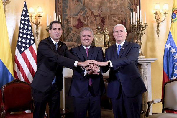 马杜罗阻救援物质 美国宣布新一轮制裁