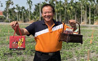維護生態拯救老鷹 林清源打造無毒紅豆