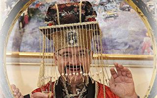德國有個「大清朝」 中國年全著古裝