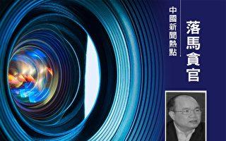 日前,廣東省湛江市原政法委書記陳吳被開除黨籍,取消退休待遇。(大紀元合成)