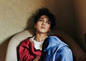 Super Junior成員藝聲資料照。(avex taiwan提供)