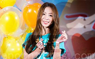 陈绮贞首次挑战舞曲 4小时收工创最快纪录