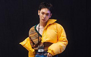 SHINee成员KEY(金起范)首张正规专辑《FACE》宣传照。(avex taiwan提供)