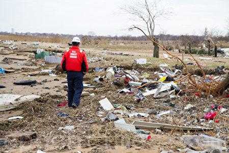 Hurricane Sandy NJ