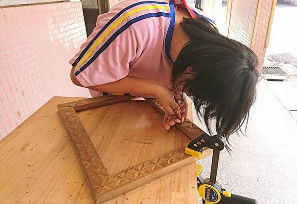 玉东国中木工班 翻转孩子人生