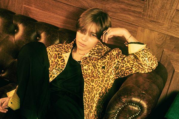 SHINee成员泰民发行第二张迷你专辑《WANT》。(avex taiwan提供)