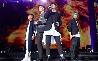 5566劲装开唱重现风采 王仁甫大跳BTS热舞
