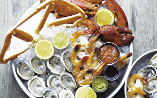 Lucille海鲜馆:好食材 精烹制