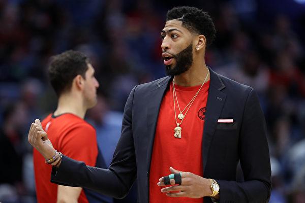 NBA勇士大胜湖人 詹姆斯有望联手戴维斯