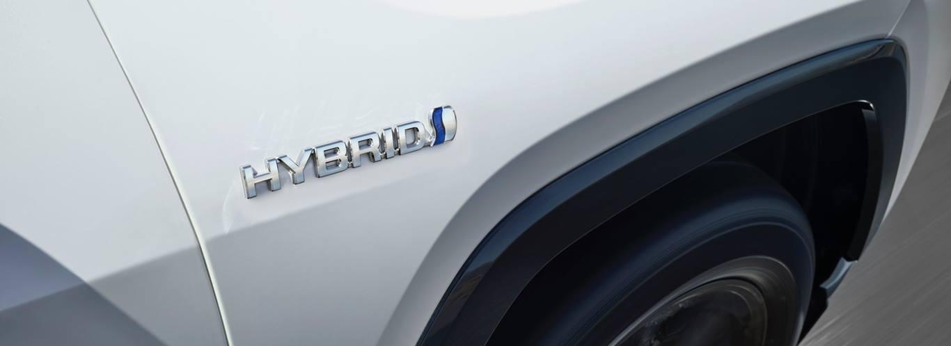 全新丰田第五代Toyota RAV4