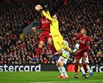 歐冠16強 利物浦悶平拜仁 巴薩難求一勝