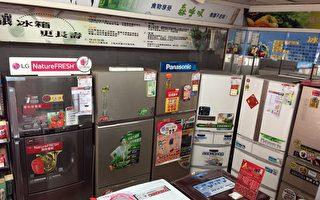 嘉義市住家冷氣冰箱汰換每台最高補助3,000元