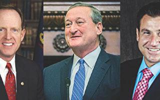 費城25場神韻將開演 市長和聯邦參議員祝賀