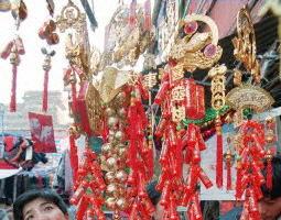 中共禁止烟花爆竹成政治运动 多地抓人罚款