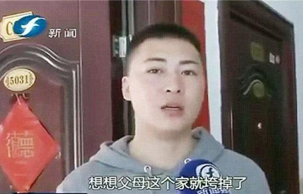 福州居民趙宇解救了一名受害女子,卻讓自己和家庭陷入苦境。(視頻截圖)