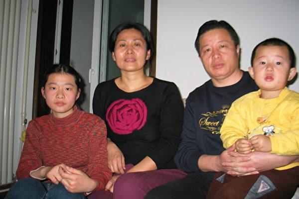 高智晟被強制失蹤543天 耿和辛酸話過年