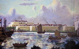【慢遊台南古城-3】安平古堡找古蹟 遊老街找古早味