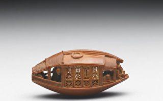 一串念珠雕刻五百罗汉 微雕传神有何秘密?