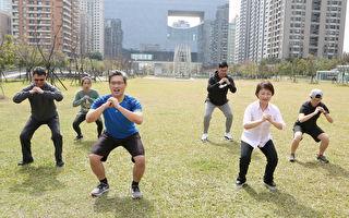过年胖2公斤  卢秀燕跳健身操甩油收心