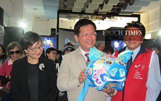 台湾灯会30周年特展开幕  29座主灯模型首度公开