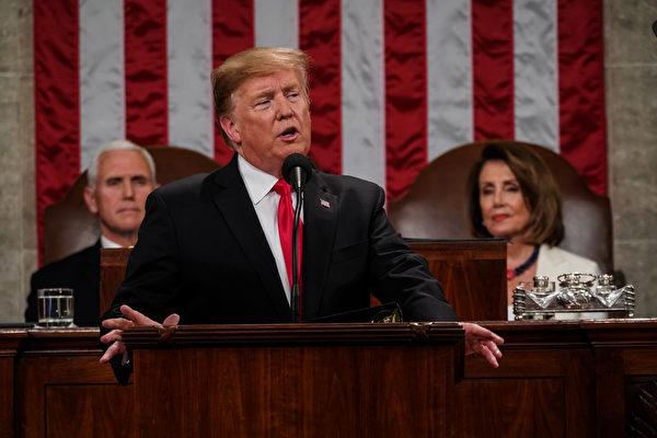 美东时间周二(2月5日)晚间,美国总统川普(特朗普)将发表其任内的第二个国情咨文演讲。