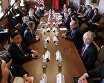 美中貿易談判
