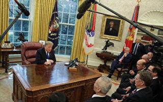展现强力领导 川普改变美中贸易谈判定位