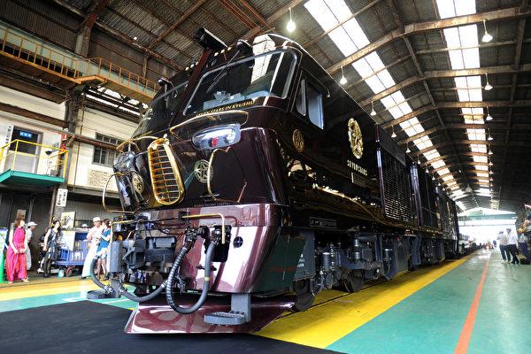 組圖:隨寢台列車來一趟難忘的日本旅行