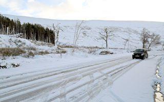 非雪即雨 路況滑濕 美東未來一週多風暴