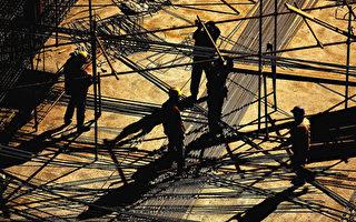 中國經濟PMI連續兩月收縮 引通縮擔憂