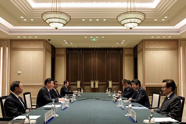 分析:中日關係受中美及朝鮮問題影響