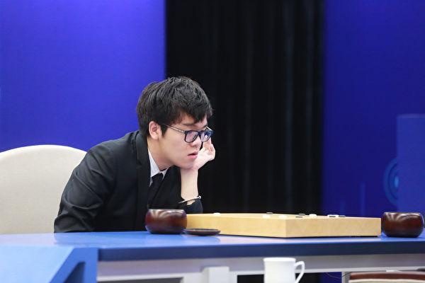 大陸圍棋選手柯潔
