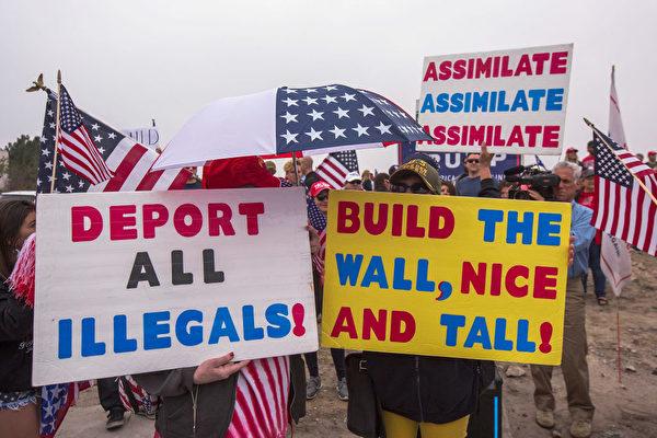 美国防部增派3750军人 部署美墨边境