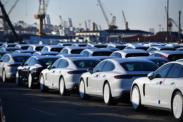 美歐貿易談判若觸礁 川普:對歐洲車加關稅